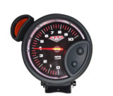 estepe Motor Tachometer de 95mm New Style com Peak Warning