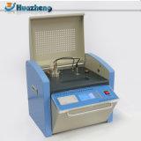 Huile isolante perte diélectrique et la résistivité électrique de test de base Perte Tester