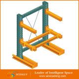 Mittleres Aufgaben-Speicher-Doppelt-Seiten-Rohr-freitragendes Racking