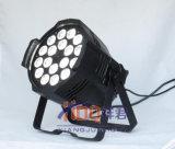 Het professionele Lichte LEIDENE van RGBW 4in1 18X10W 5in1 15W 6in1 18wdj PARI kan