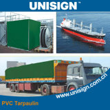 PVC UV Laminated Canvas Tarpaulin di 500d Waterproof Protection