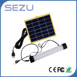 Solar portatile LED Tube Light con la Banca di Power