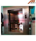 Ascenseur de Dumbwaiter de levage de nourriture avec le type de guichet