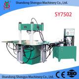 [س7502] هيدروليّة لون رصيف قرميد آلة في الصين