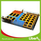 De grote Binnen Gymnastiek- Oplossingen van het Park van de Trampoline