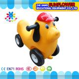 Véhicule en plastique de jouet de gosses pour le dog-cart préscolaire (XYH12072-6)