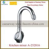 Gesundheitlicher Ware-Doppelt-Griff-Küche-Wannen-Wasser-Hahn