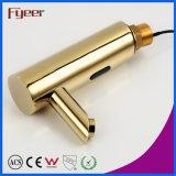Faucet automático dourado do sensor de Fyeer