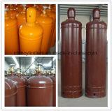 De naadloze Cilinders van de Zuurstof van het Staal 40L in 20 ' voet