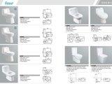 Goedkoop Upc Verlengd Tweedelig Ceramisch Toilet Siphonic met Cupc