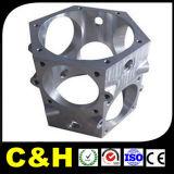 Rotation de usinage de précision de commande numérique par ordinateur pour l'acier/laiton/pièces en plastique/aluminium 6061-T6 7075-T6