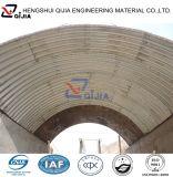 10 anos de sargetas de aço produzidas fábrica da ponte