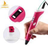 2016 아주 흥미로운 아이 장난감 플라스틱 3D 제도용 펜