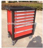 6 Fach-Spitzenverkäufer-Schweizer Kraftpapier-Auto-Schrank-Hilfsmittel-Set auf Rädern