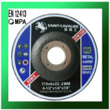 "Grinding Wheel for Metal 41/2""X1/4""X7/8"""