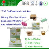 Dingxing Patent Top One Anti-Mold Sticker com DMF Free