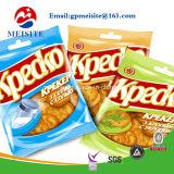 Top Zip Plastic Food Packaging Bag Stand up Pouch para Snack Bag Food Packaging