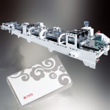 Neue Art gebildet im China verwendeten gewölbten Karton-Kasten, der Maschine (QH-SLJ, herstellt)