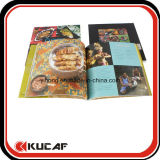 높은 Quality Perfect Binding Soft Cover Catalogue 또는 Brochure/Booklet/Flyer Printing