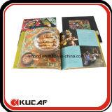 Impressão do catálogo da tampa macia de emperramento perfeito da alta qualidade/Brochure/Booklet/Flyer