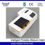 Medidor inteligente da aflatoxina do controle portátil do microcomputador de Digitas