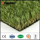 5-8 Jahre Warrantly synthetische künstliche grüne Gras-im Freien mit SGS-Cer