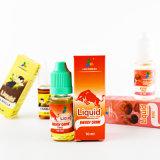 Sabores de Eliquid en Tobacciana, jugo electrónico del vapor del cigarrillo, Shisha, E-Líquido