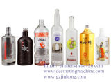 4 색깔 Glass Wine Bottle Screen Printing Machine 또는 Screen Printer