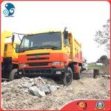 Vrachtwagen van de Stortplaats Failry Niet geroeste ud-Nissan van de tweede Hand de Gebruikte (12503cc-motor)
