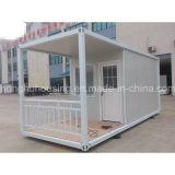 Het hoog Geïsoleerdee Mobiele Huis van het Huis van de Container
