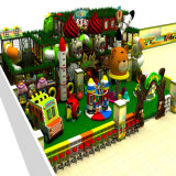 Indoor grande Playground para Shopping Mall, Amusement Indoor Playground