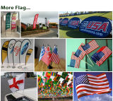 Portable Folding Pop up A-Frame Outdoor Sports / Event / Publicité / Exposition / Tradeshow Display Flag Banner