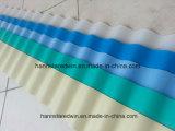最上質の1.5mmの長い生命従来の波形の屋根ふきTile/PVCの波の屋根ふきシート