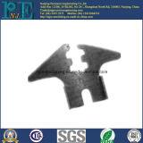 CNC van de precisie de Delen van het Metaal van het Blad van het Malen