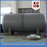 Tanque de almacenamiento horizontal de acero