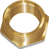Pipe de bronze Fitings (A. 7008)