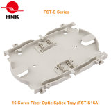 Bandeja de empalme de fibra óptica 16 ~ 24 Cores (serie FST-S)