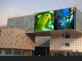Visualización de LED a todo color al aire libre P10 para los hoteles y los casinos