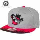 Casquette de baseball réglable faite sur commande de 2016 de Velcro de maille de mode de chapeau sports de Snapback avec la broderie