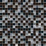 2016 Crackle Ice Ceramic & Glass & Marble Mosaic per Wall Decoration