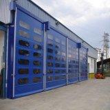 중국 PVC 직물 고속 회전 문 제조자 (HF-1000)