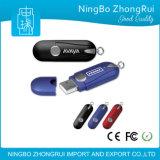 Mecanismo impulsor con estilo de la memoria del USB del plástico del USB 3.0 del OEM 8g 16GB 32GB del nuevo producto con Keychain
