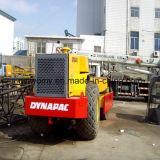Rouleau de route utilisé de vibration de tambour de Dynapac Ca25D Sinngle