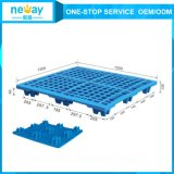 American National Standard 9 Feet Plastic Pallet di 1200*1200*135 millimetro New Arrival Blue