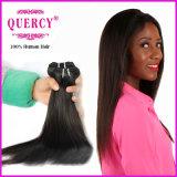 Le meilleur cheveu cru de vente de Brésilien de la qualité humaine en gros non transformée 8A Perruque de Vierge