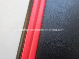 Kursteilnehmer A4 PU Leather Portfolio Book mit Calculator