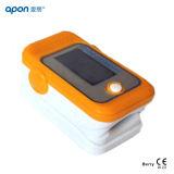 LCD Handbediende Impuls Oximeter, de Impuls Oximeter van de Vinger met het Goedgekeurde Apparaat CE&FDA van het Alarm