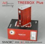 Smok 220W Treebox плюс новая версия 220W Treebox Mod коробки Rosewood плюс Mod