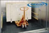 Elevador hidráulico da carga dos bens auto
