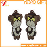 Kundenspezifisches Regenschirm-Metall Keychain für Förderung-Geschenk (YB-LY-K-09)